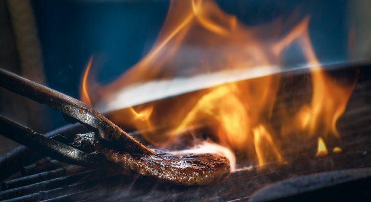 Rygeovn grill
